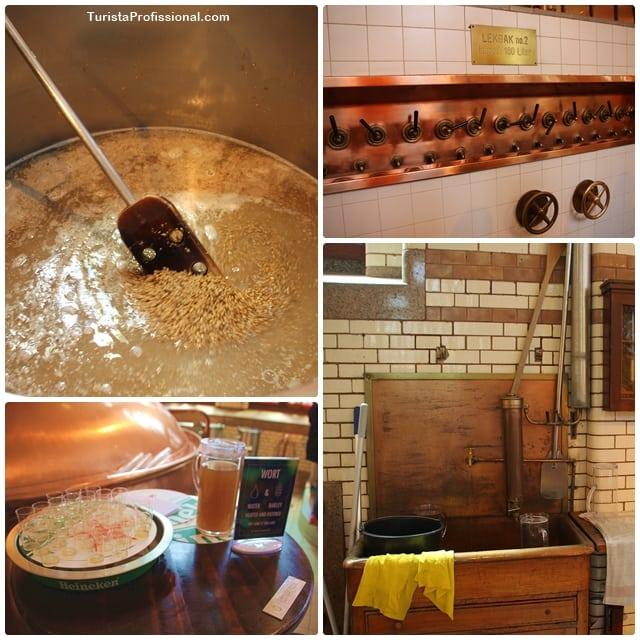 fabricação de cerveja