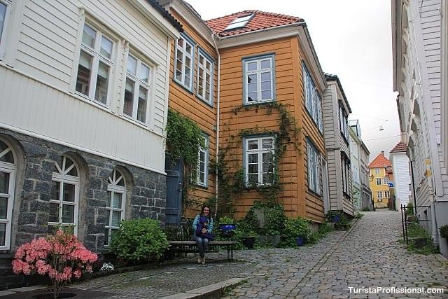 noruega com criança1 - Visitando Gamle Bergen (ou a Velha Bergen)