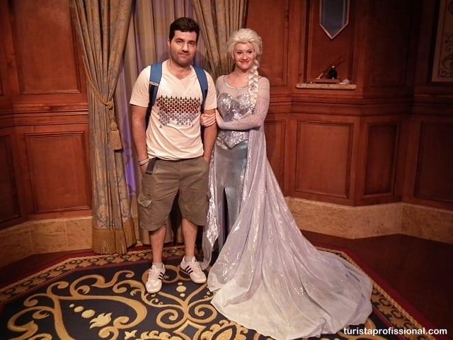 princesas da disney - Roteiros de 7, 10 e 15 dias na Disney