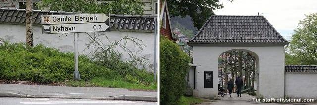 roteiro em bergen - Visitando Gamle Bergen (ou a Velha Bergen)