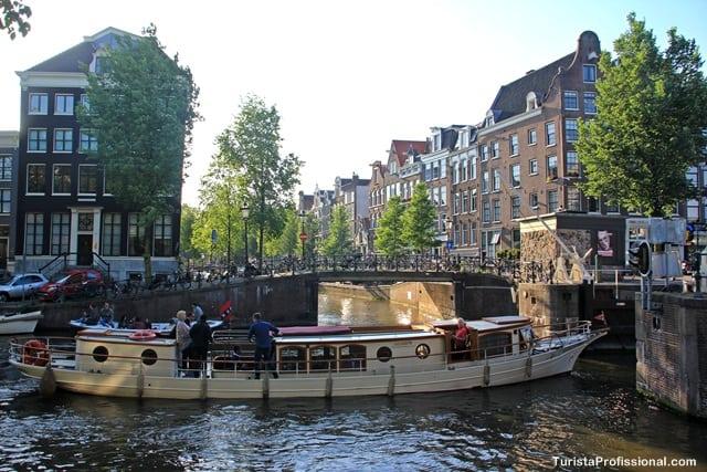 Canais de Amsterdam - Dica de hotel em Amsterdam: Renaissance