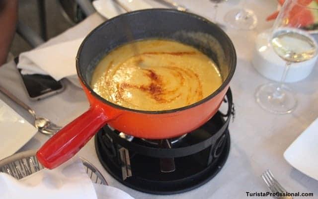 Fondue de queijo - Roteiro de 5 dias seguindo os passos dos Waldesians e Huguenotes na Alemanha e Suíça