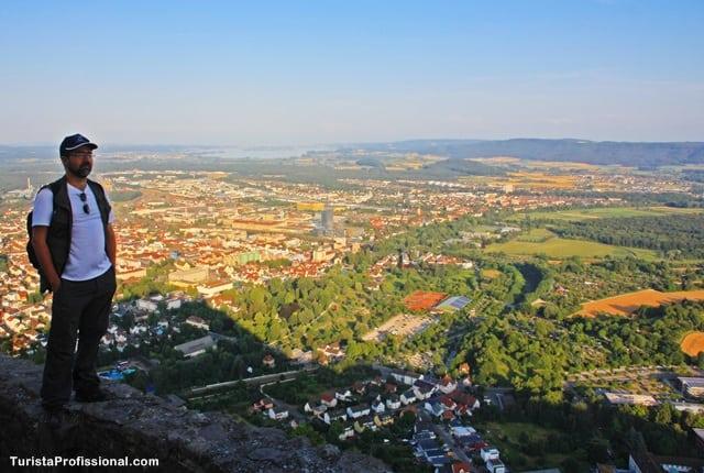 Hohentwiel Alemanha - Roteiro de 5 dias seguindo os passos dos Waldesians e Huguenotes na Alemanha e Suíça