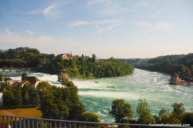 Rheinfall Wasser - Roteiro de 5 dias seguindo os passos dos Waldesians e Huguenotes na Alemanha e Suíça