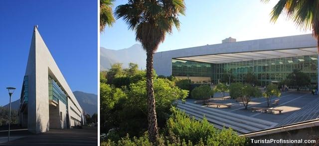 atrações turísticas de Santiago - Parque Bicentenário, Santiago do Chile