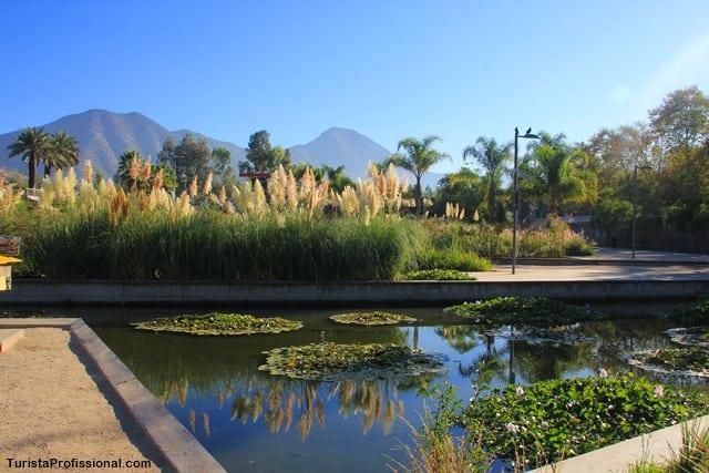 parque bicentenário santiago