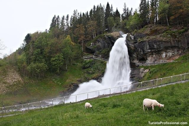 cachoeiras na noruega