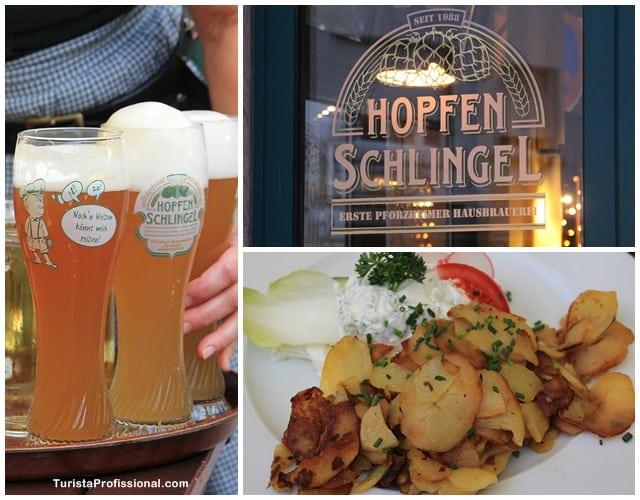 cervejaria alemã - Roteiro de 5 dias seguindo os passos dos Waldesians e Huguenotes na Alemanha e Suíça
