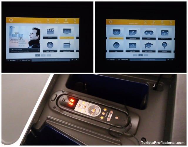 classe executiva - Como é voar na Business Class da Lufthansa