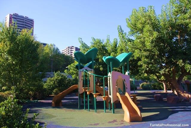 como chegar parque santiago - Parque Bicentenário, Santiago do Chile