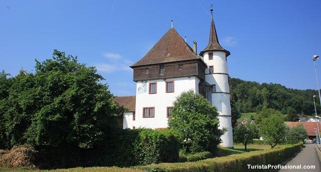 dicas de Lenzburg - Roteiro de 5 dias seguindo os passos dos Waldesians e Huguenotes na Alemanha e Suíça