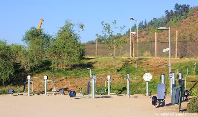 dicas de Santiago - Parque Bicentenário, Santiago do Chile