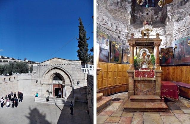 dicas de jerusalém - Monte das Oliveiras em Jerusalém