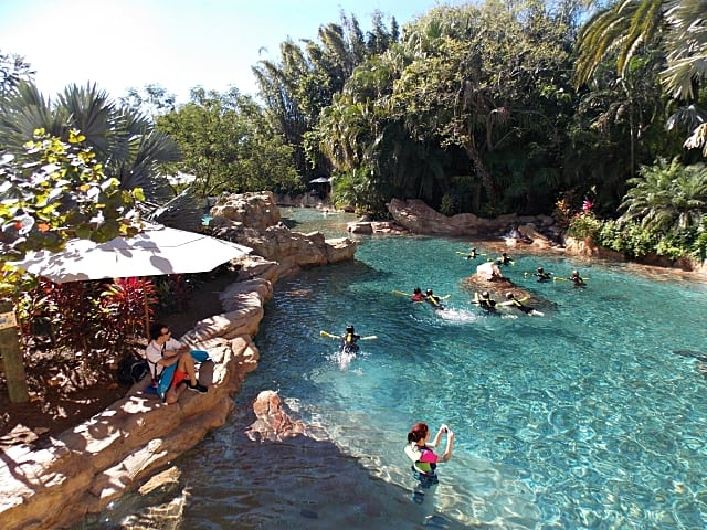 dicas de orlando - Dicas para visitar ao Discovery Cove em Orlando