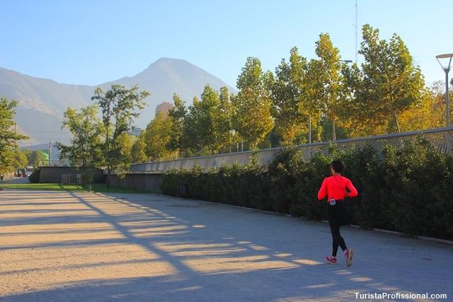 dicas1 - Parque Bicentenário, Santiago do Chile