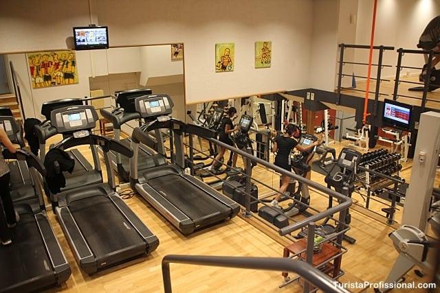 fitness hotel - Dica de hotel em Amsterdam: Marriott Vondelpark