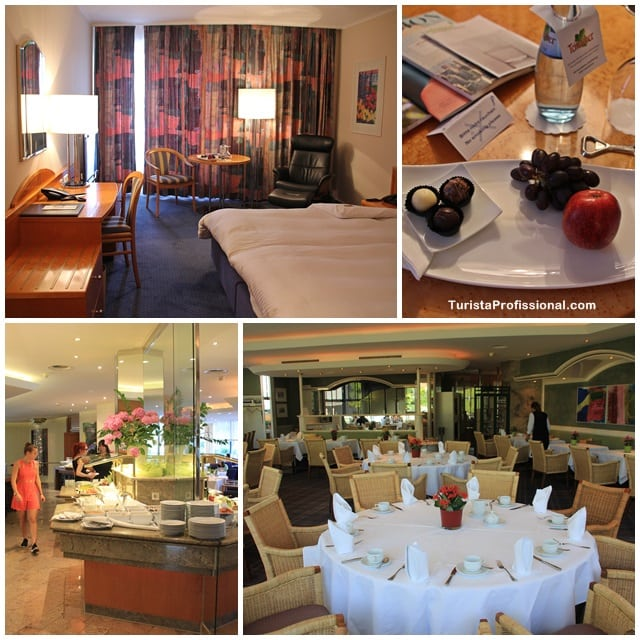 hotel Pforzheim - Roteiro de 5 dias seguindo os passos dos Waldesians e Huguenotes na Alemanha e Suíça