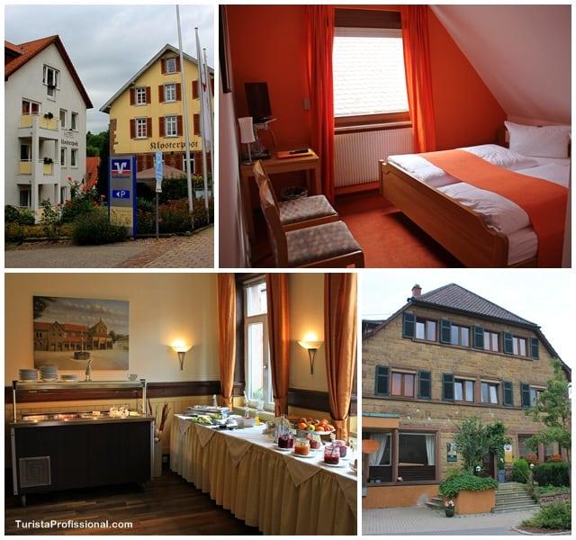hotel em Maulbronn - Roteiro de 5 dias seguindo os passos dos Waldesians e Huguenotes na Alemanha e Suíça