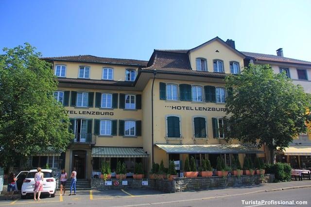 hotel lenzburg - Roteiro de 5 dias seguindo os passos dos Waldesians e Huguenotes na Alemanha e Suíça
