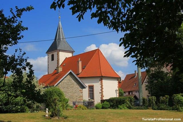 igreja Pinache - Roteiro de 5 dias seguindo os passos dos Waldesians e Huguenotes na Alemanha e Suíça