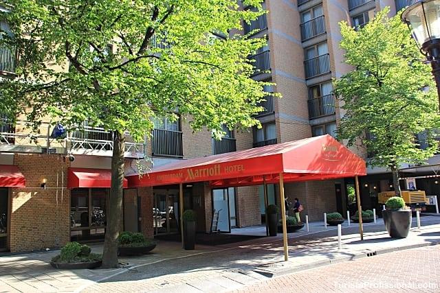 marriott amsterdam - Dica de hotel em Amsterdam: Marriott Vondelpark