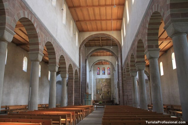 monastério de Schaffhausen - Roteiro de 5 dias seguindo os passos dos Waldesians e Huguenotes na Alemanha e Suíça