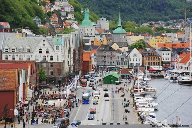 noruega dicas - Roteiro de 3 dias em Bergen (com fiordes)