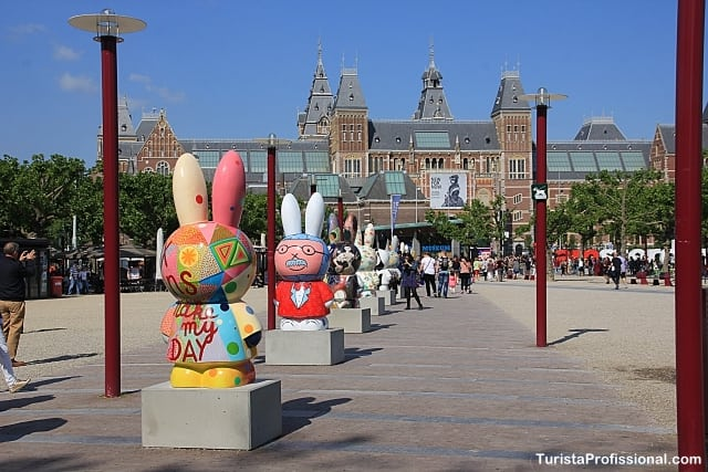 o que fazer em amsterdam - Dicas de Amsterdam: Rijksmuseum