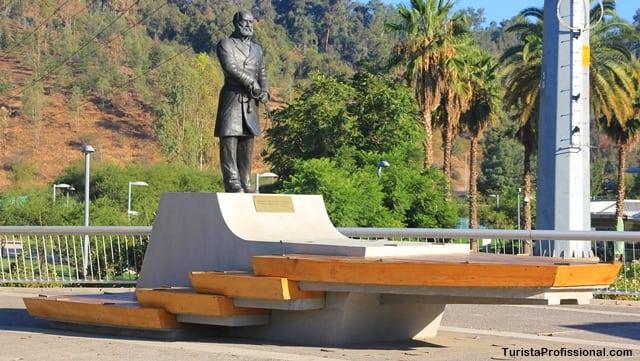 o que fazer no Chile - Parque Bicentenário, Santiago do Chile