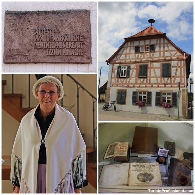 o que ver em Pinache - Roteiro de 5 dias seguindo os passos dos Waldesians e Huguenotes na Alemanha e Suíça