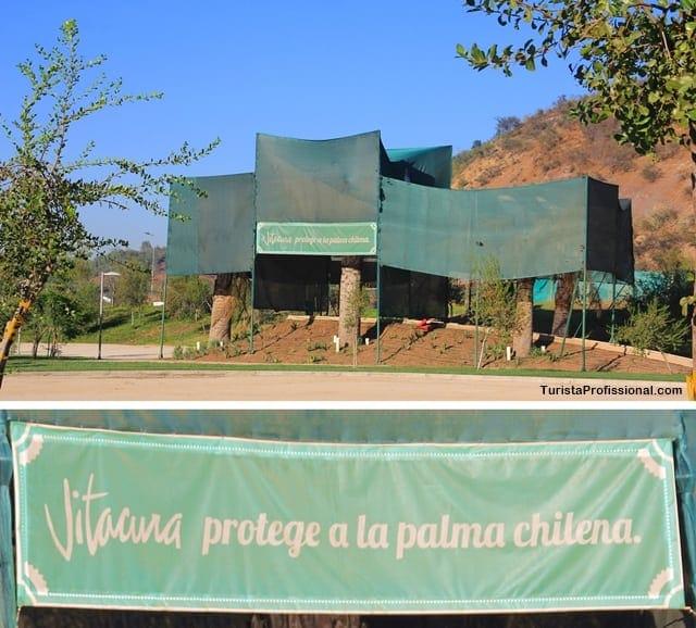 o que ver no Chile - Parque Bicentenário, Santiago do Chile