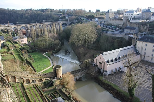 o que ver no luxemburgo