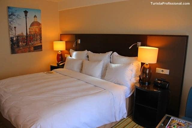 onde se hospedar em Amsterdam - Dica de hotel em Amsterdam: Renaissance