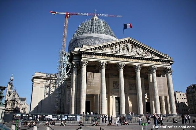 panteão de paris - Quartier Latin Paris: o que fazer, como chegar, onde comer