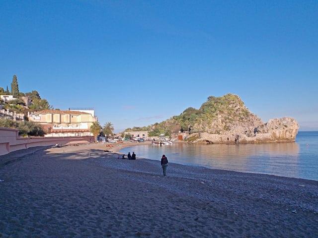 praias da sicília