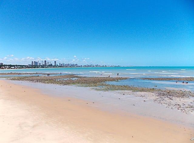 praias de joão pessoa