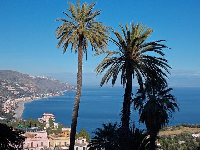 roteiro italia - Taormina, a jóia da Sicília!