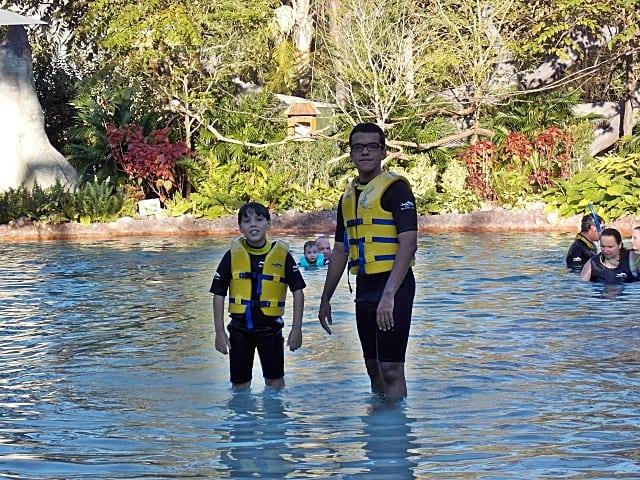 roteiro orlando - Dicas para visitar ao Discovery Cove em Orlando