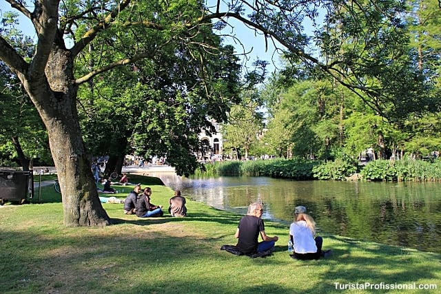 vondelpark - Dica de hotel em Amsterdam: Marriott Vondelpark