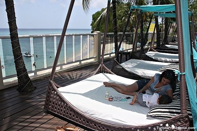 Barbados com bebê1 - Dica de hotel em Barbados (sistema all inclusive)