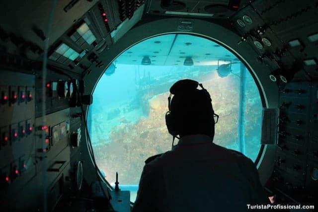 Barbados o que fazer - Passeio de submarino em Barbados
