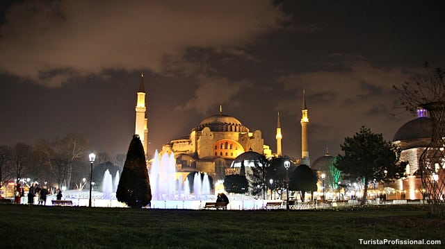 Istambul de noite