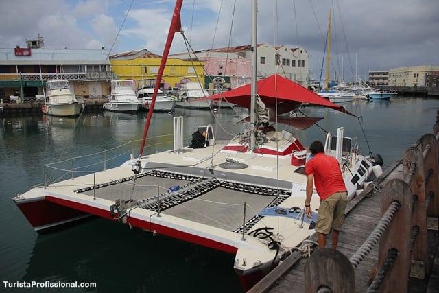 Passeio de barco em Barbados - Passeio de barco em Barbados