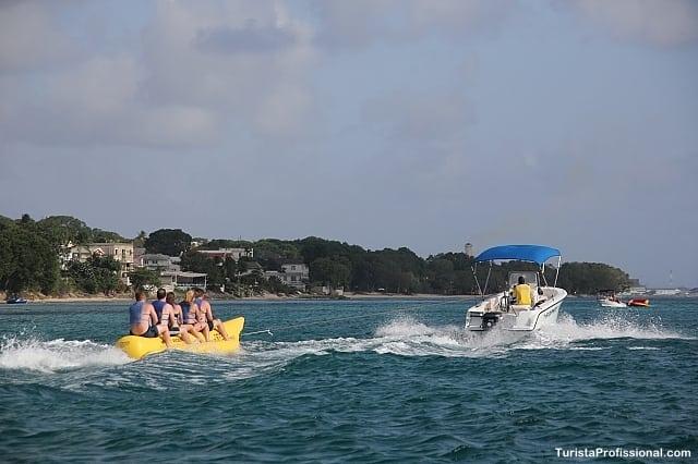 atividades náuticas - Dica de hotel em Barbados (sistema all inclusive)