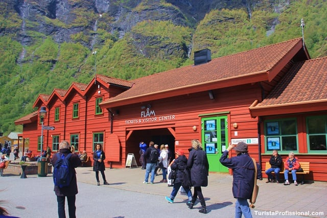 atrações da Noruega