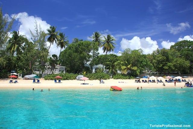 atrações de Barbados1 - Passeio de barco em Barbados