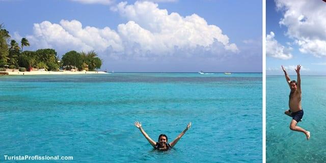 blog turista profissional - Passeio de barco em Barbados
