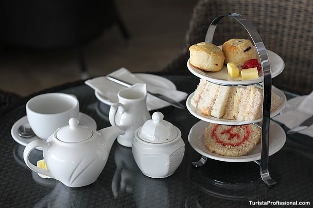 chá da tarde - Dica de hotel em Barbados (sistema all inclusive)