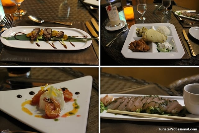 o que comer em Barbados