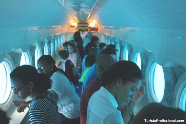 o que fazer em Barbados - Passeio de submarino em Barbados